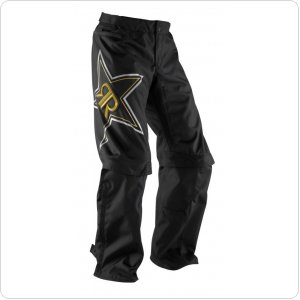 Мото штаны FOX NOMAD ROCKSTAR Pants черные