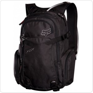 Рюкзак FOX PORTAGE HYDRATION BAG черный
