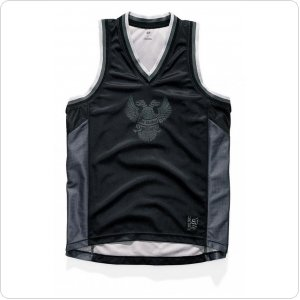 Вело майка FOX DJ Sleeveless Jersey черная