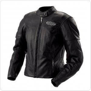 Мото куртка SHIFT Womens M1 Leather Jacket [Black]