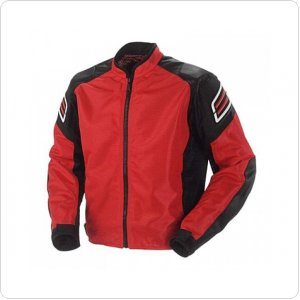Мото куртка SHIFT Airborne Jacket Red