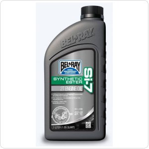 Мото масло моторное Si-7 Synthetic Ester 2T Oil