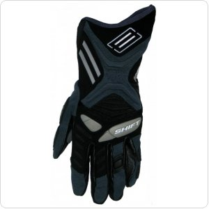 Мотоперчатки SHIFT Hybrid Delta Glove Black