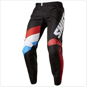 Мото штаны SHIFT WHIT3 TARMAC PANT [BLK]