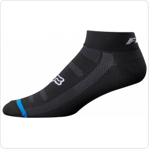 "Вело носки FOX 2"" RACE SOCK [BLACK]"