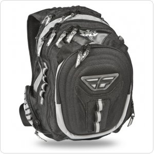 Рюкзак  FLY ILLUMINATOR BACKPACK BLACK