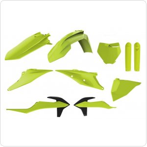 Пластик Polisport MX Complete Kit for KTM SX/SX-F/XC-F [Flo Yellow]