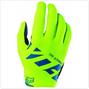 Вело перчатки FOX RANGER GEL GLOVE [FLO YLW]