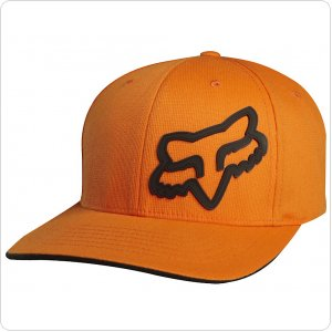 Кепка FOX Signature Flexfit Hat [Orange]