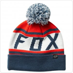 Шапка FOX BLACK DIAMOND POM BEANIE [BLK]