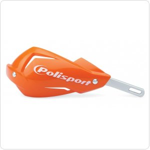 Защита рук Polisport Touquet Hand Protector Orange [universal mounting kit]
