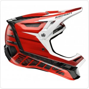 Вело шлем Ride 100% AIRCRAFT DH Helmet MIPS - Dexter Red