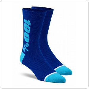 Носки для cпорта Ride 100% RYTHYM Merino Wool Performance Socks [Blue]