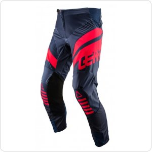 Мото штаны LEATT Pant GPX 4.5 [Inked/Red]
