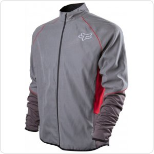 Вело куртка FOX Draft Jacket  серая