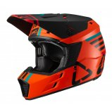 Мотошлем LEATT Helmet GPX 3.5 ECE [Orange]