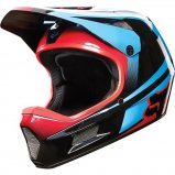 Вело шлем FOX RAMPAGE COMP IMPERIAL HELMET [Black/Blue]