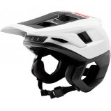 Вело шлем FOX DROPFRAME HELMET [WHITE/BLACK]