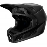 Мотошлем FOX V3 SOLIDS HELMET [Carbon/Black]