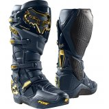 Мотоботы FOX Instinct Boot [NAVY GOLD]