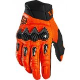 Мото перчатки FOX Bomber Glove [FLO ORANGE]