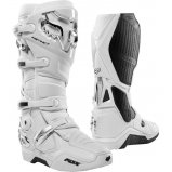 Мотоботы FOX Instinct Boot [WHITE/SILVER]