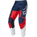 Мото штаны FOX 180 HONDA PANT [NAVY RED]