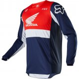 Мото джерси FOX 180 HONDA JERSEY [NAVY RED]