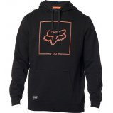 Толстовка FOX CHAPPED PULLOVER FLEECE [BLACK ORANGE]