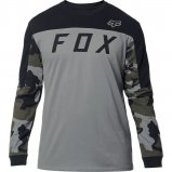 Футболка FOX GRIZZLED AIRLINE KNIT [CAMO]
