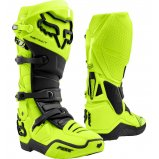 Мотоботы FOX Instinct Boot [FLO YELLOW]