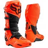 Мотоботы FOX Instinct Boot [FLO ORANGE]