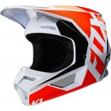 Мотошлем FOX V1 PRIX HELMET [FLO ORANGE]