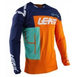 Мото джерси LEATT Jersey GPX 4.5 Lite [Orange]