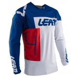 Мото джерси LEATT Jersey GPX 4.5 Lite [Royal]