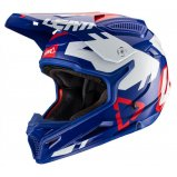 Мотошлем LEATT Helmet GPX 4.5 V20 ECE [Royal]