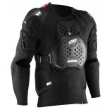 Мотозащита тела LEATT Body Protector 3DF AirFit Hybrid [Black]