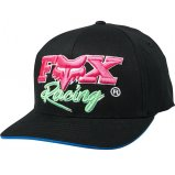Кепка FOX CASTR FLEXFIT HAT [BLACK]