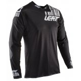 Мото джерси LEATT Jersey GPX 5.5 UltraWeld [Black]