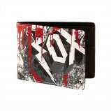 Кошелек FOX Type-O-Negative Wallet Mens WHITE