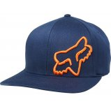 Кепка FOX FLEX 45 FLEXFIT HAT [NVY/ORG]
