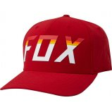 Кепка FOX ON DECK FLEXFIT HAT [CHILI]