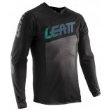 Вело джерси LEATT Jersey DBX 4.0 Ultra Weld [Black]