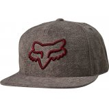 Кепка FOX INSTILL SNAPBACK HAT [Grey/Red]