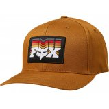 Кепка FOX OFF BEAT FLEXFIT HAT [Bronze]