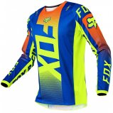 Мото джерси FOX 180 OKTIV JERSEY [Blue]