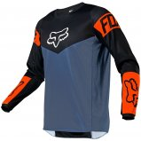 Мото джерси FOX 180 REVN JERSEY [Blue Steel]