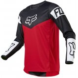 Мото джерси FOX 180 REVN JERSEY [Flame Red]