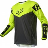 Мото джерси FOX 180 REVN JERSEY [Flo Yellow]