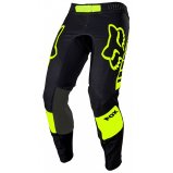 Мото штаны FOX FLEXAIR MACH ONE PANT [Black/Yellow]